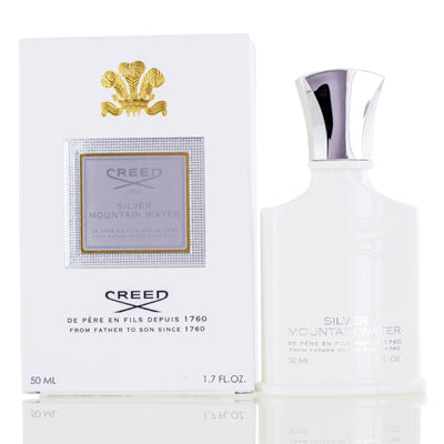 Creed Silver Mountain Water by Creed Edp Spray For Men and For Women