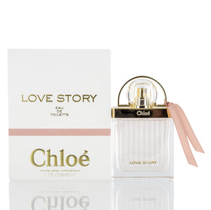 Chloe Love Story Lagerfeld by Chloe Edt Spray For Women