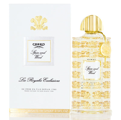 Creed Spice & Wood by Creed Edp Spray Unisex For Men and For Women