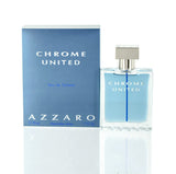 Azzaro Chrome United by Azzaro Edt Spray For Men