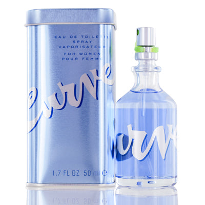 Curve by Liz Claiborne Edt Spray For Women