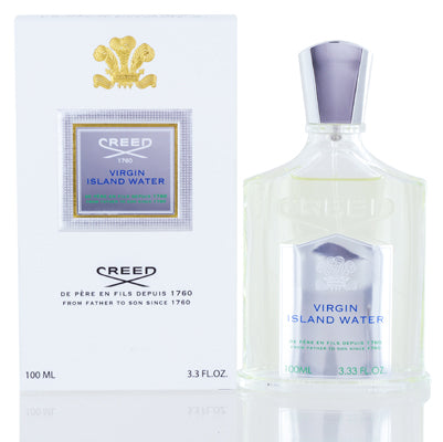 Creed Virgin Island Water by Creed Edp Spray Unisex For Men and For Women