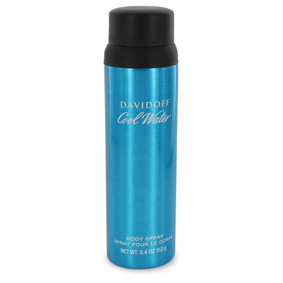 Cool Water Body Spray By Davidoff For Men