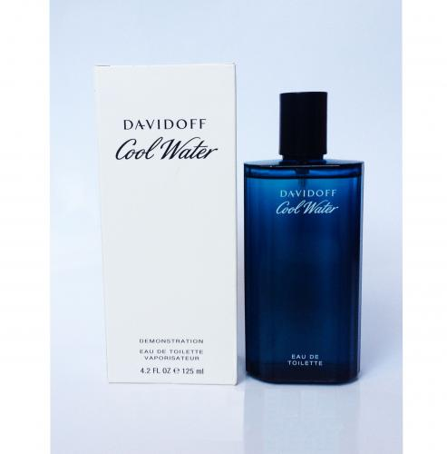 Coolwater Men by Davidoff Tester Edt Spray For Men