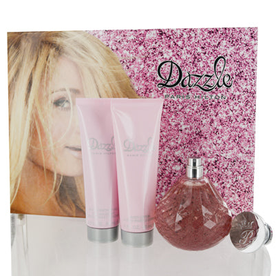 Dazzle by Paris Hilton 3 Piece Gift Set For Women