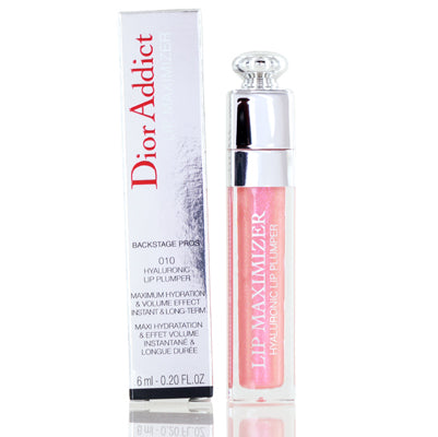 Christian Dior Addict Lip Maximizer (010) Holo Pink
