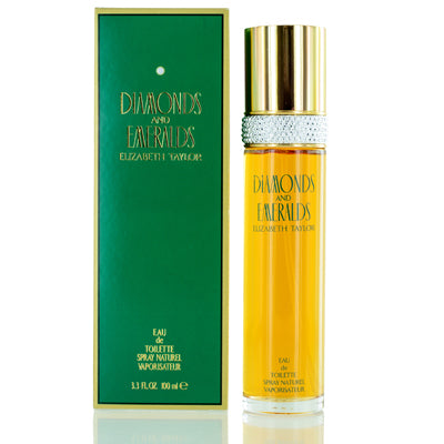 Diamonds & Emeralds by Elizabeth Taylor Edt Spray For Women