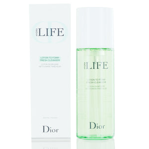 Christian Dior Hydra Life Lotion To Foam Fresh Cleanser 6.3 oz (190  ml)