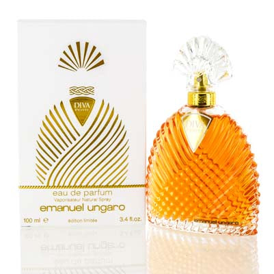 Diva by Ungaro Edp Spray Pepite Limited Edition For Women
