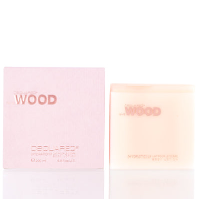 Dsquared She Wood by Dsquared2 Body Lotion 6.8 oz (200 ml) For Women