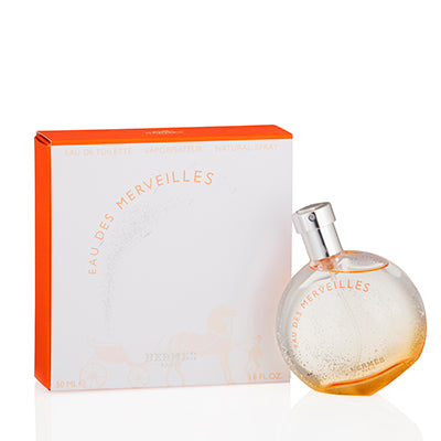 Eau Des Merveilles by Hermes Edt Spray For Women