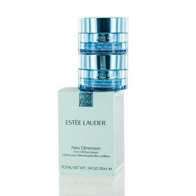 Estee Lauder New Dimension Firm + Fill Eye Serum .34 Oz (10 Ml)