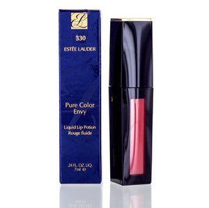 Estee Lauder Pure Color Envy Liquid Lip Potion (Gloss) 330 Lethal Red .24 Oz
