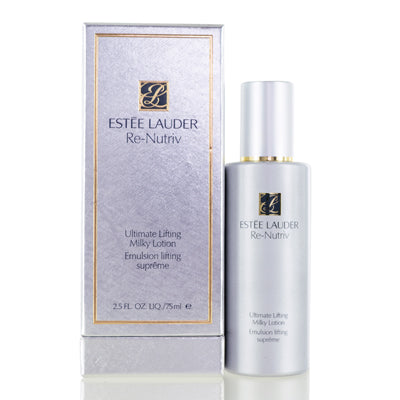 Estee Lauder Re Nutriv Ultimate Lifting Milky Lotion 2.5 Oz