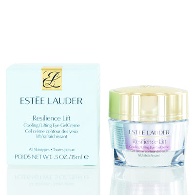 Estee Lauder Resilience Lift Cooling Lifting Eye Gel Creme .5 Oz (15 Ml)