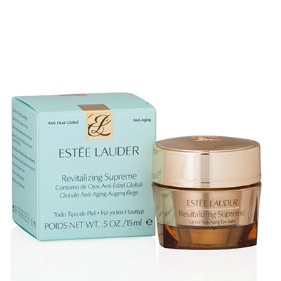 Estee Lauder Revitalizing Supreme Global Anti Aging Eye Balm .5 Oz