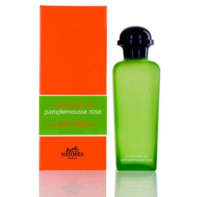 Eau De Pamplemousse Rose by Hermes Edt Concentrate Spray Unisex For Men and For Women