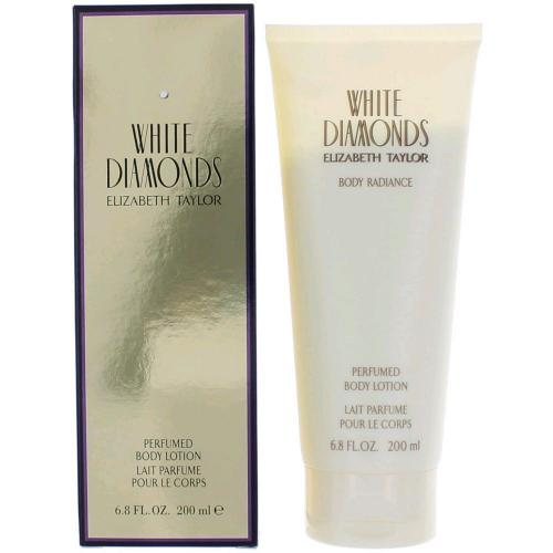 White Diamonds by Elizabeth Taylor Body (Radiance) Lotion 6.8 oz