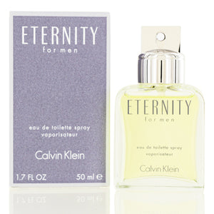 Eternity Men by Calvin Klein Edt Spray For Men