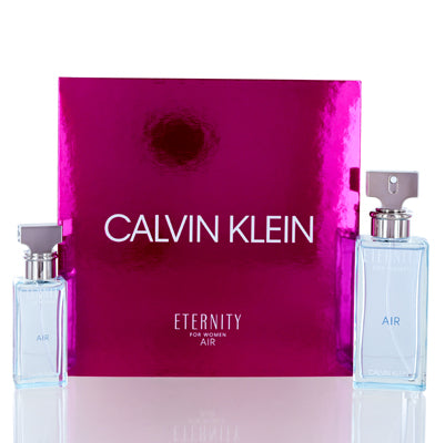 Eternity Air by Calvin Klein 2 Piece Set For Women
