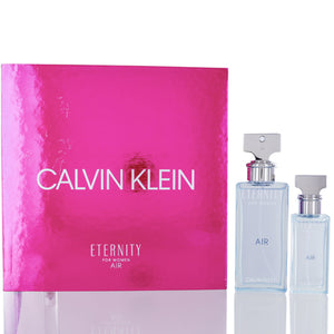 Eternity Air by Calvin Klein Set For Women