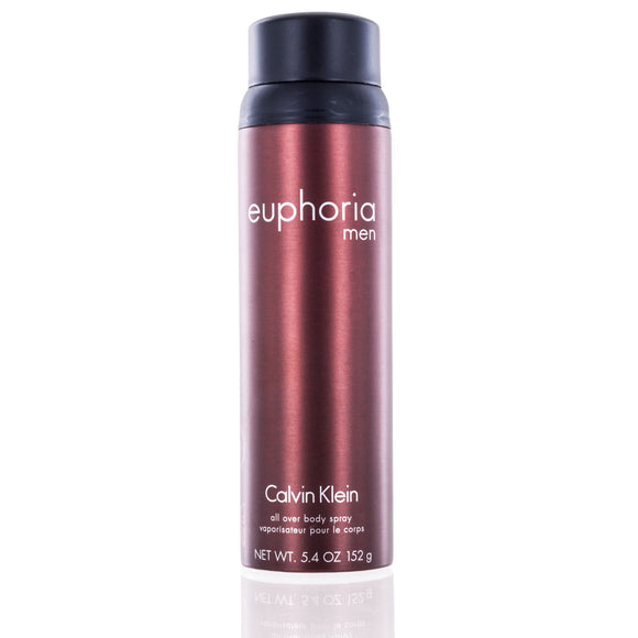 Euphoria For Men by Calvin Klein Body Spray 5.4 oz (150 ml) For Men