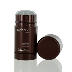 Euphoria For Men by Calvin Klein Deodorant Stick 2.6 Oz For Men