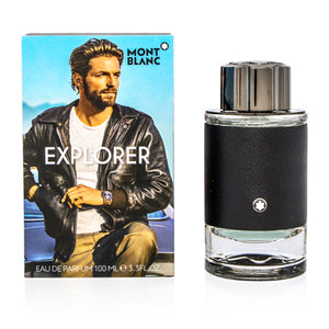 Explorer by Mont Blanc Edp Spray For Men
