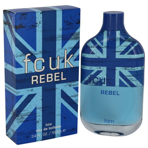 Fcuk Rebel Eau De Toilette Spray By French Connection For Men