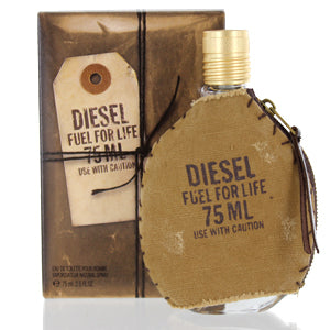 Fuel For Life by Diesel Edt Spray For Men