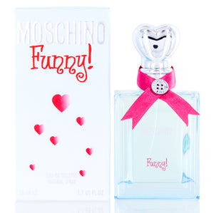Funny! by Moschino Edt Spray For Women