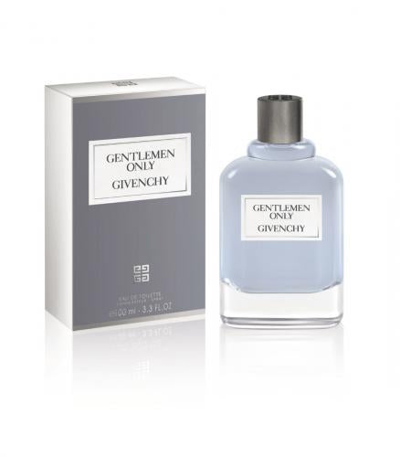 Gentlemen Only by Givenchy Edt Spray For Men