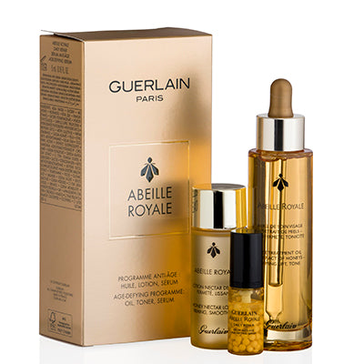 Abeille Royale by Guerlain Programme Anti Age Set For Women