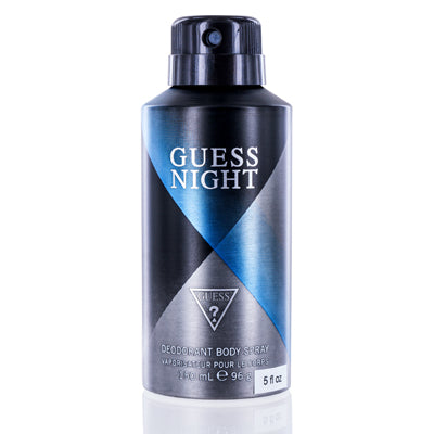 Guess Night by Guess Inc. Deodorant & Body Spray 5.0 oz (150  ml) For Men