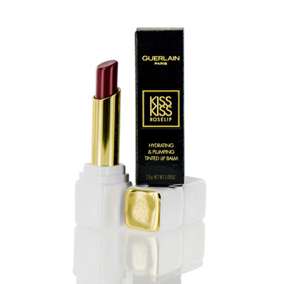 Shop for authentic Guerlain Kiss Kiss Roselip Wonder Violet Lip Balm Tinted (R374) 0.09 Oz (2.8 Ml) at Diaries of Paris