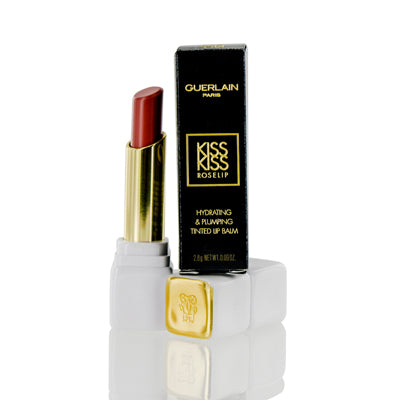 Shop for authentic Guerlain Kiss Kiss Roselip Chic Pink Lip Balm Tinted (R372) 0.09 Oz (2.8 Ml) at Diaries of Paris