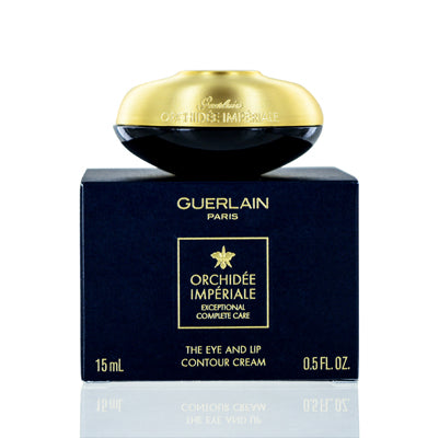 Guerlain Orchidee Imperiale The Eye & Lip Contour Cream 0.5 oz (15 ml)