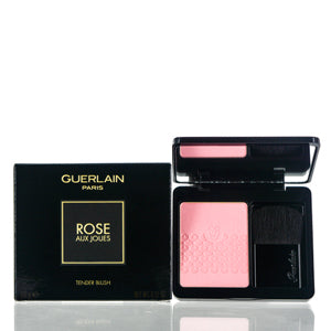 Guerlain Rose Aux Joues Blush  Morning Rose (01) 0.22 oz (6 ml)