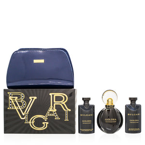 Goldea The Roman Night by Bvlgari Set For Women