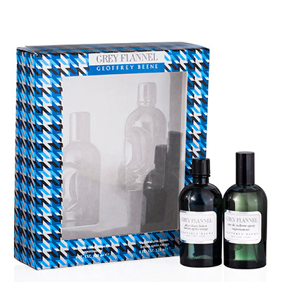 Buy online Grey Flannel by Geoffrey Beene 2 Piece Gift Set For Men at diariesofparis.com