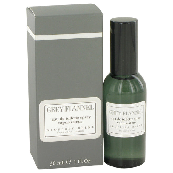 Grey Flannel Eau De Toilette Spray By Geoffrey Beene For Men