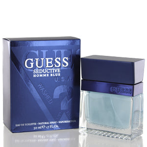 Guess Seductive Blue by Guess Inc. Edt Spray For Men