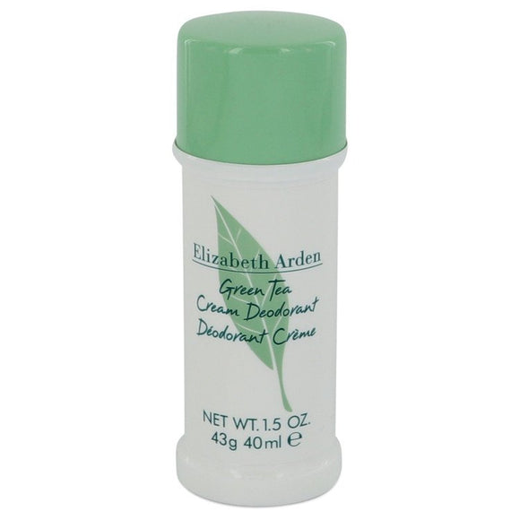 Green Tea Deodorant Cream By Elizabeth Arden For Women