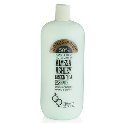 Shop for authentic Green Tea Essence Alyssa Ashley Body Moisturizer Lotion 25.5 Oz (750 Ml) Unisex at Diaries of Paris