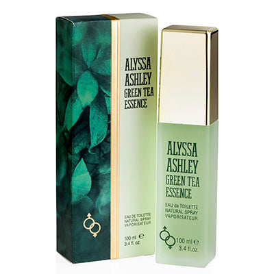 Green Tea Essence by Alyssa Ashley Edt Spray Unisex For Men and For Women