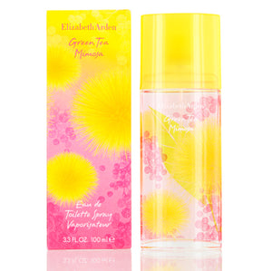 Green Tea Mimosa by Elizabeth Arden Edt Spray For Women