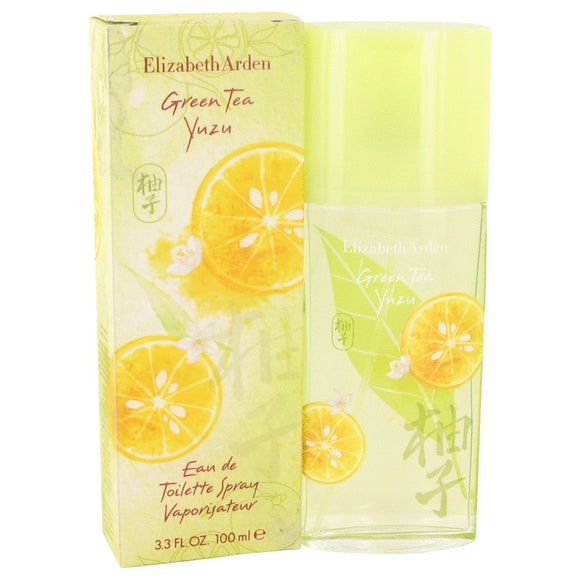 Green Tea Yuzu Eau De Toilette Spray By Elizabeth Arden For Women