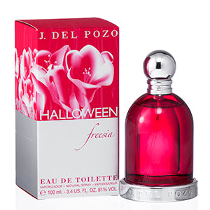 Halloween Freesia by Jesus Del Pozo Edt Spray For Women