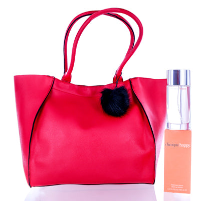 Happy Clinique Set With A Bag For Women