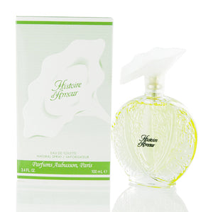 Histoire D'Amour Perfums by Aubusson Edt Spray For Women
